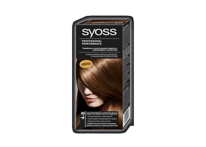 купить краску для волос сьес в какао фюжион