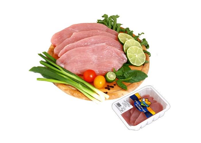 Как приготовить стейк из грудки индейки в духовке